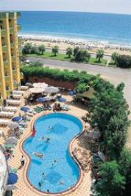 Foto van Hotel Kleopatra Dreams Beach in Alanya